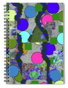 4-8-2015abcdefghijklmn Spiral Notebook