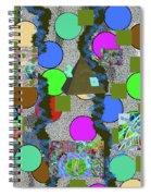 4-8-2015abcdefghijklmnopqr Spiral Notebook