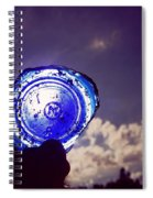 A Look Through Time Spiral Notebook