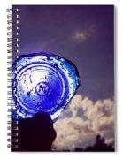 A Look Through Time Spiral Notebook