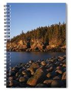 Acadia National Park Spiral Notebook