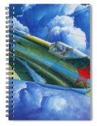 Aircraft Spiral Notebook