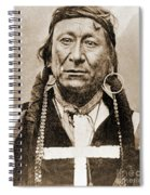 American Indian Chief Spiral Notebook
