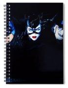 Batman Returns 1992 Spiral Notebook