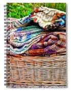 Blankets Spiral Notebook