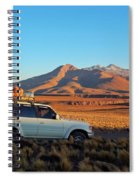Bolivia Spiral Notebook