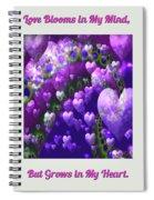 Boundless Love Spiral Notebook