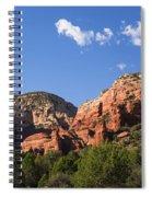 Boynton Canyon Spiral Notebook