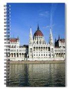 Budapest, Parliament Building  Spiral Notebook