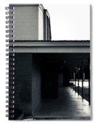 4 Bw George Washington High School Spiral Notebook