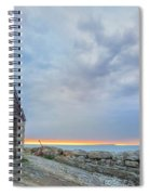 Chapman's Pool - England Spiral Notebook