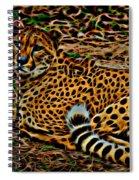 Cheeta Spiral Notebook