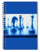 Chess Spiral Notebook