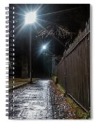 Chester After Dark Series Spiral Notebook