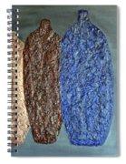 Decor Vases Spiral Notebook
