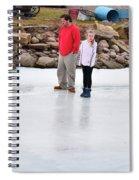 4 Ft. Deep Spiral Notebook