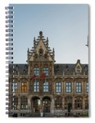 Ghent2 Spiral Notebook