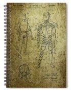 G.i. Joe Patent 1964  Spiral Notebook