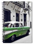 Havana, Cuba - Classic Car Spiral Notebook