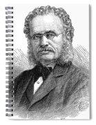 Henry Walter Bates Spiral Notebook