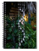 Hostal Candelaria  Spiral Notebook