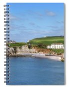 Isle Of Wight - England Spiral Notebook