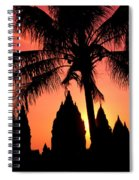 Java, Prambanan Spiral Notebook