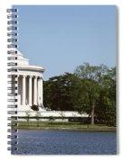 Jefferson Memorial, Washington Dc Spiral Notebook
