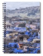 Jodhpur - India Spiral Notebook