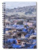 Jodhpur - India Spiral Notebook