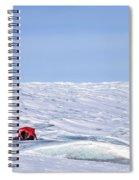 Kangerlussuaq - Greenland Spiral Notebook