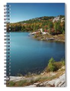 Killarney Provincial Park In Fall Spiral Notebook