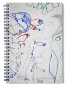 Kintu And Nambi Loves Puzzle Spiral Notebook
