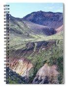 Landmannalaugar - Iceland Spiral Notebook
