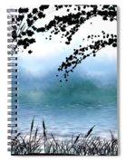 #4 Landscape Spiral Notebook