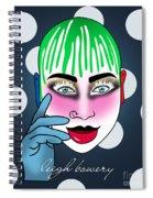 Leigh Bowery  Spiral Notebook