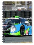 Ligier Js P3 Le Mans Prototype 3 Lmp3 Spiral Notebook