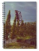 4 Liner Spiral Notebook