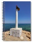 Liopetri Beach Spiral Notebook