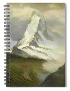 Matterhorn Spiral Notebook
