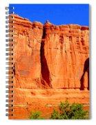 Moab Landscape Spiral Notebook