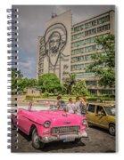 Old Car Spiral Notebook