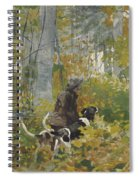 On The Trail Spiral Notebook