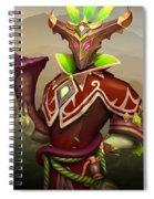 Paladins Spiral Notebook