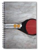 4 Perplex 3 Spiral Notebook