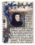 Petrarch (1304-1374) Spiral Notebook