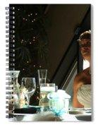 Rebecca And David Spiral Notebook