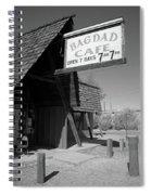 Route 66 - Bagdad Cafe Spiral Notebook