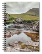 Russell Burn - Scotland Spiral Notebook