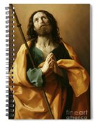 Saint James The Greater, Spiral Notebook